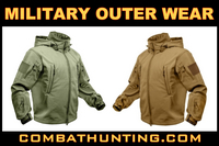 Military Outer Wear