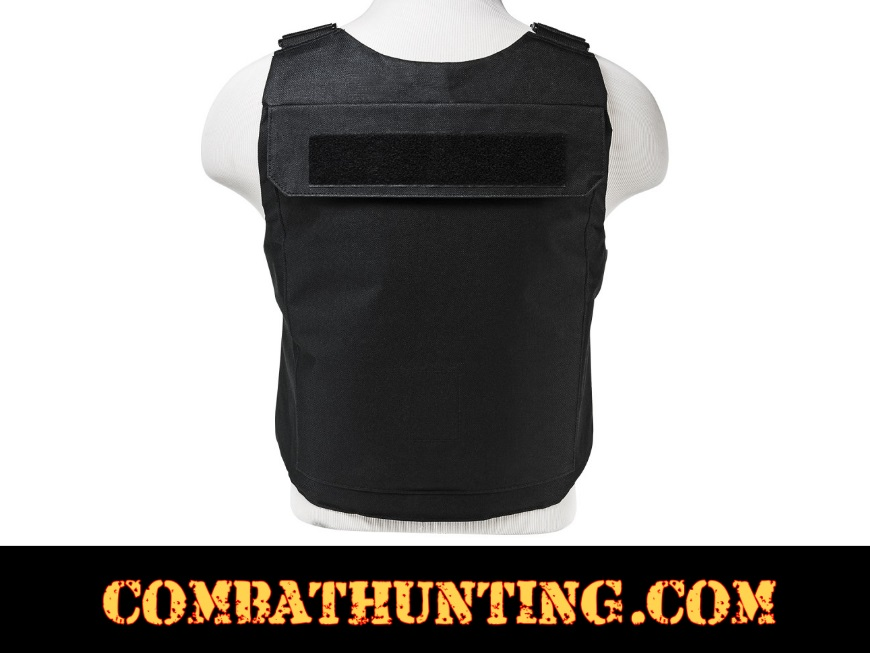 Ncstar Discreet Plate Carrier Vest Low Profile Swat Black style=