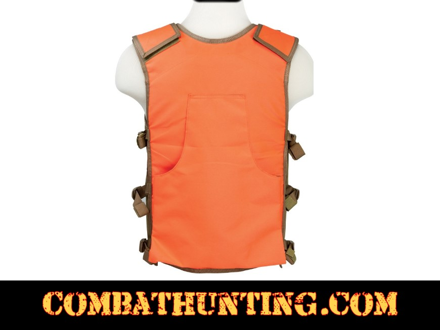 Upland Hunter S Field Vest With Bag