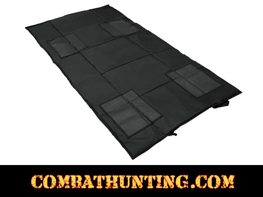 Ncstar Vism Roll Up Shooting Mat Black style=
