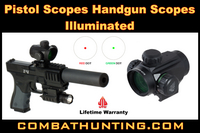 Illuminated Pistol Scopes