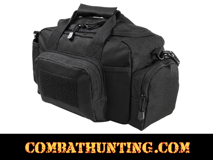 Small Tactical Range Bag Black style=