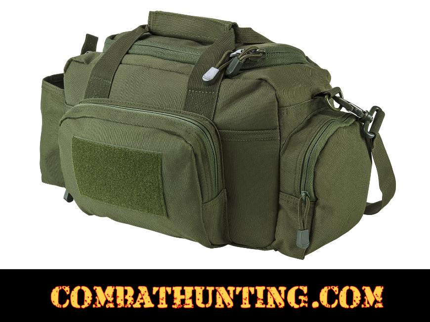 Small Tactical Range Bag Green style=