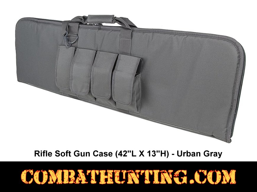 Rifle Soft Gun Case 42