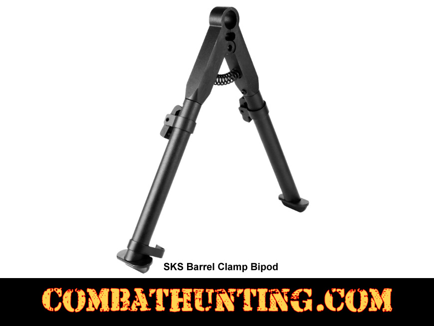 AK47 SKS Clamp On Bipod style=