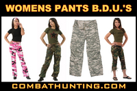 Womens Pants  BDU