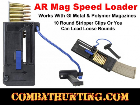 AR-15/M16 Magazine Speed Loader