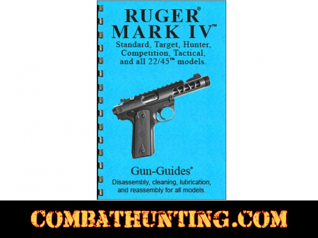 ruger mini 14 disassembly manual