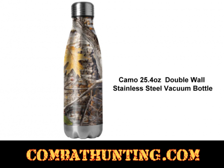 Camo Vacuum Bottle 25.4oz