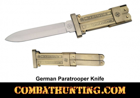German Paratrooper Knife