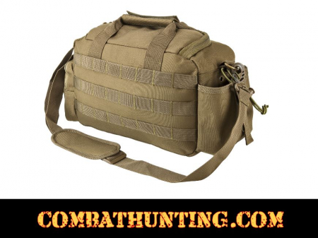 Small Tactical Range Bag FDE/Tan