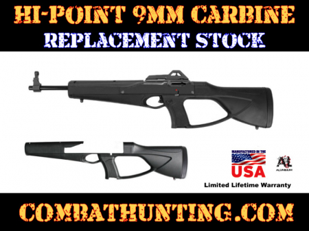 Hi-Point Stock 9mm Carbine Replacement Stock