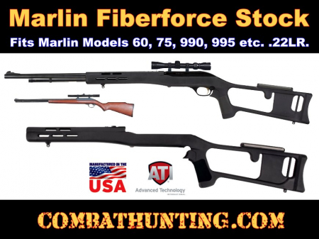Marlin 60 Rifle Stock